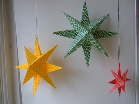 3d-paper-star-ornament