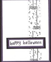 Stampin' Up Halloween Card – Part 3