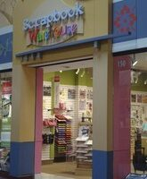A New Scrapbook Supply Store at Opry Mills Mall