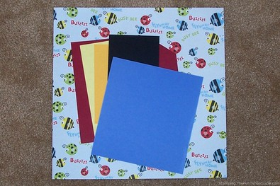 bee-happy-bumble-bee-paper-cardstock.jpg