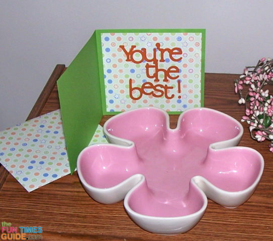 Mom You Re The Best A Handmade Mother S Day And Birthday Card Idea The Art And Crafts Guide
