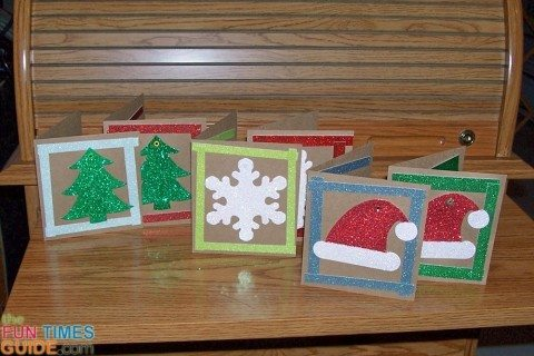 glitter-christmas-cards