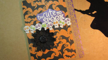 Halloween Card Sayings, Poems & Quotes For DIY Greeting Cards And Scrapbook Journaling