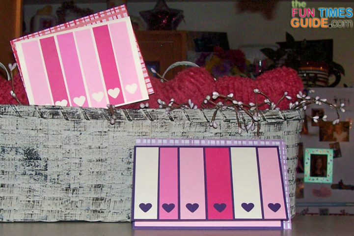 Easy Valentine Card Ideas How To Make Fun Cards Using Leftover – Easy Valentine Card