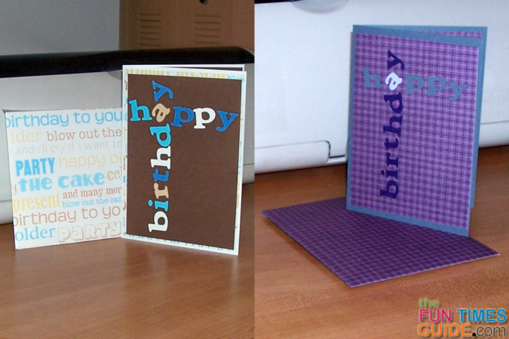 How To Make A Birthday Card For Men