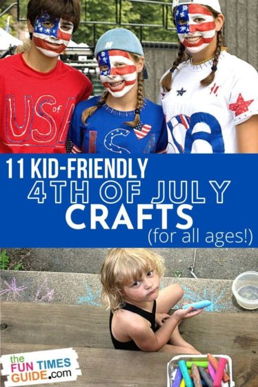 Kid-friendly 4th of July craft ideas for all ages!