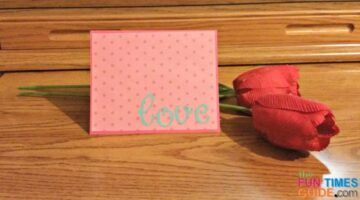 Make Your Own Valentines Card (Or Any Card!) With Die Cuts Using The Inlaid Technique – Here's How