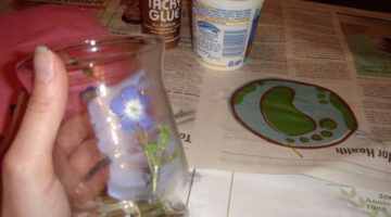 How To Make Decoupage Candle Holders