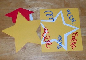 You Are A Star: Another Handmade Graduation Card