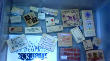 New Year's Resolutions For Rubber Stampers And Scrapbookers