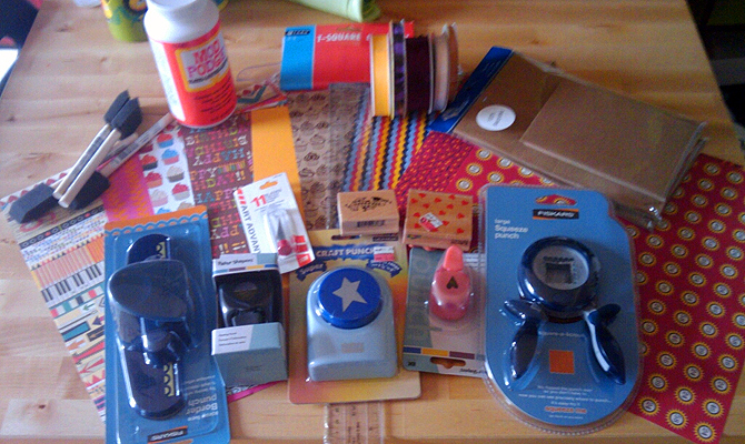 Craft Supplies Cheap Prices