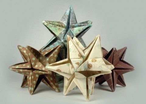 star-paper-ornaments
