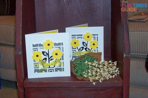 yellow-flowers-card