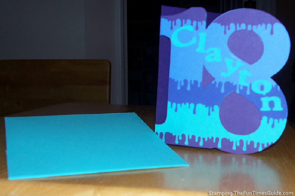 Like Numbers: 18th Birthday Cards For Twins + A Sweet 16 Birthday Card ...