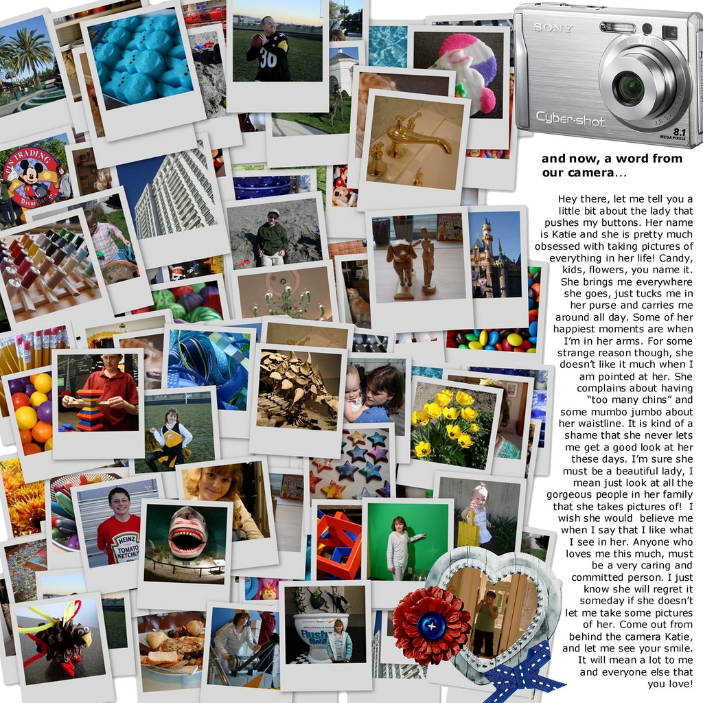 Digital scrapbooking is the latest craze for scrapbookers and many