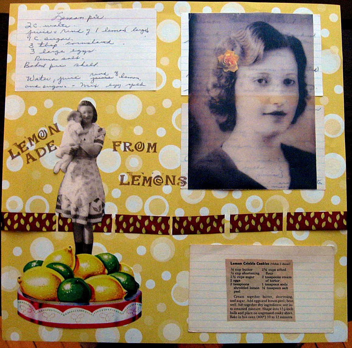 8 Tips For Making Recipe Scrapbook Pages Fun Times Guide