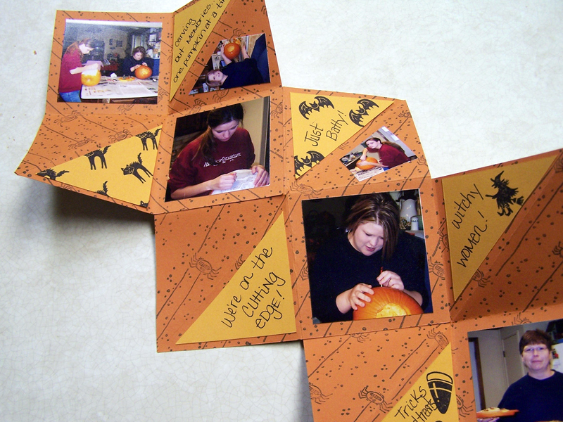 Fun With Halloween Rubber Stamps The Art And Crafts Guide