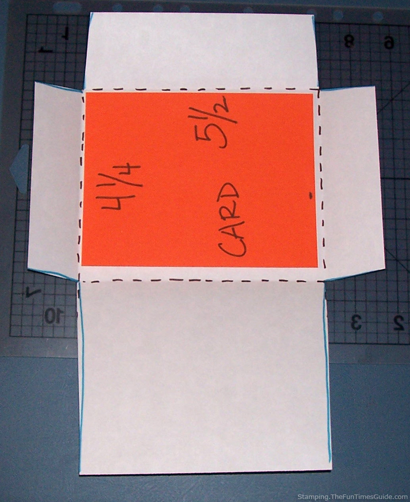 Making Envelopes Here 39 S How To Make An Envelope For A