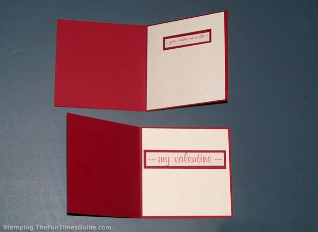 How To Make Valentine Cards That Are Quick Classy – How to Make a Valentine Cards