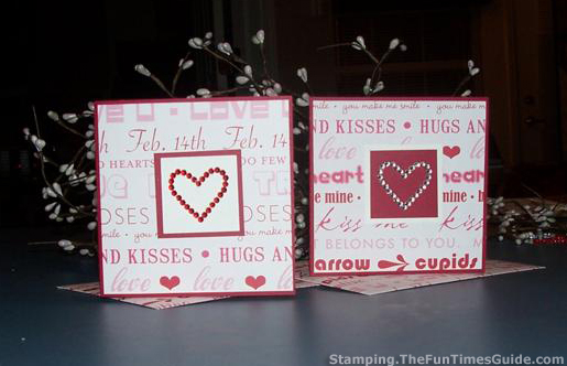 How To Make Valentine Cards That Are Quick Classy – Make a Valentine Card