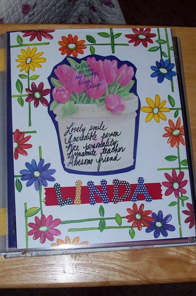 How To Make A Retirement Scrapbook For A Teacher The Art And