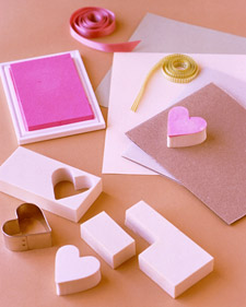 7 Ways To Use Rubber Stamps To Create Valentines Day Gifts