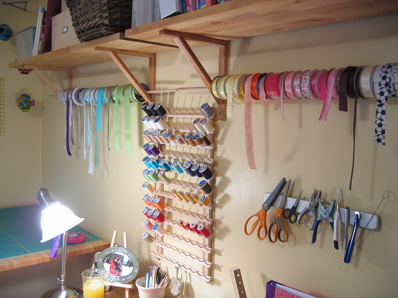 Diy ribbon organizers you can make yourself us one you can buy wall length ribbon organizers by jigabugbabyg solutioingenieria Gallery